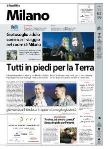 la Repubblica Milano - 15 Marzo 2019