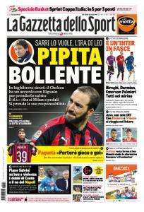 La Gazzetta dello Sport Sicilia – 09 gennaio 2019