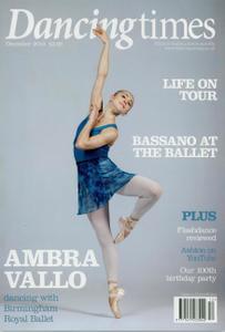 Dancing Times - December 2010