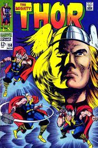 The Mighty Thor v1 158