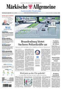 Märkische Allgemeine Luckenwalder Rundschau - 30. August 2018
