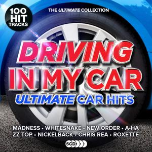 VA - Driving In My Car: The Ultimate Collection (5CD, 2019) FLAC