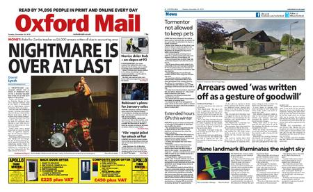 Oxford Mail – December 24, 2019