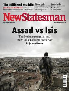 New Statesman - 13 - 19 February 2015