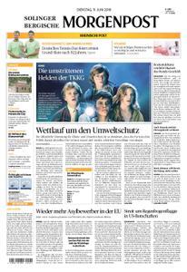 Solinger Morgenpost – 11. Juni 2019