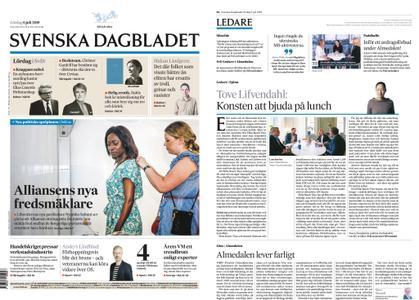 Svenska Dagbladet – 06 juli 2019