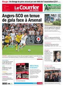 Le Courrier de l'Ouest Angers – 01 août 2019
