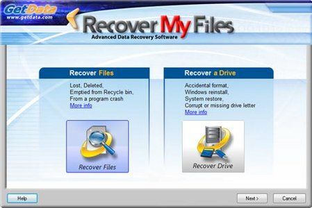 GetData Recover My Files Professional 4.6.8.1012 Portable