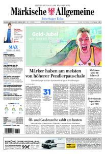 Märkische Allgemeine Jüterboger Echo - 05. Oktober 2019
