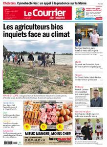 Le Courrier de l'Ouest Cholet – 02 septembre 2021