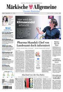 Märkische Allgemeine Zossener Rundschau - 17. August 2018