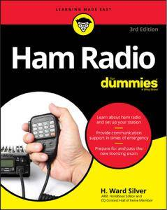 Ham Radio For Dummies (For Dummies (Computer/Tech)), 3rd Edition