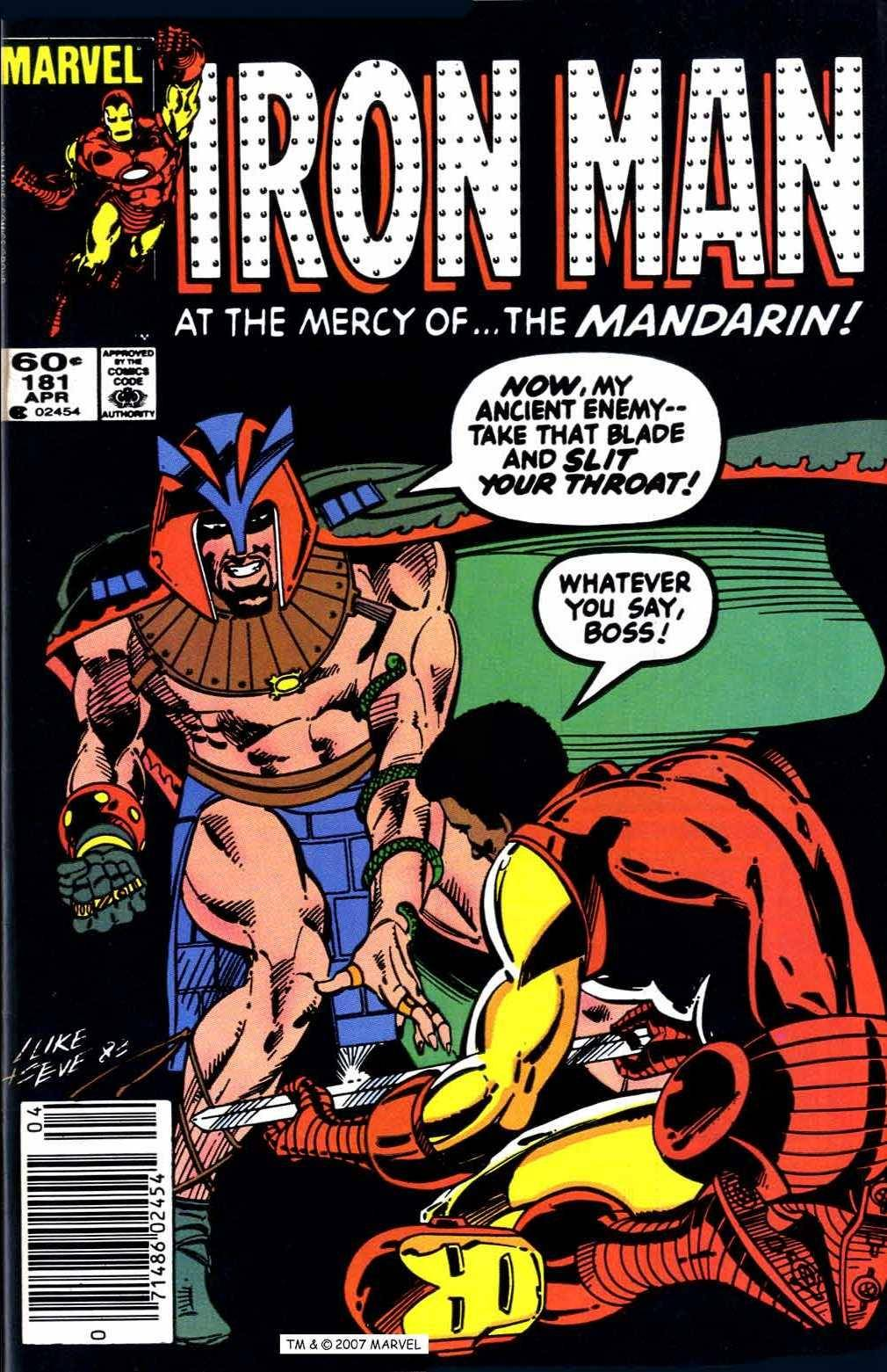 For PostalPops - Iron Man v1 181 Complete Marvel Collection cbz