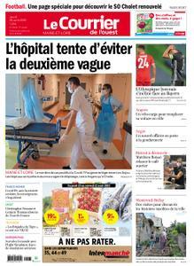 Le Courrier de l'Ouest Angers – 20 août 2020