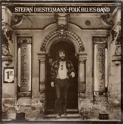 Stefan Diestelmann Folk Blues Band - Stefan Diestelmann Folk Blues Band (Amiga 8 55 633) (GDR 1978) (Vinyl 24-96 & 16-44.1)