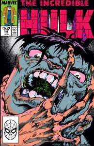 Incredible Hulk 358 1989