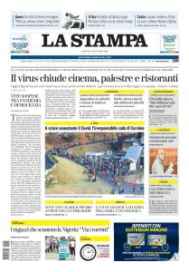 La Stampa Torino Provincia e Canavese - 25 Ottobre 2020