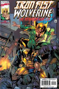 Iron Fist  Wolverine 02 of 04 2000 Meganubis