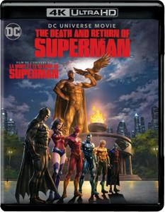 The Death and Return of Superman (2019) [4K, Ultra HD]