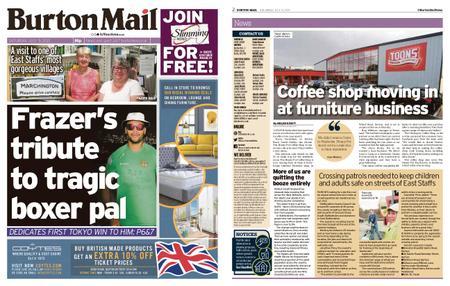 Burton Mail – July 31, 2021