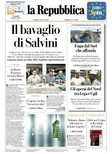 la Repubblica - 2 Agosto 2019