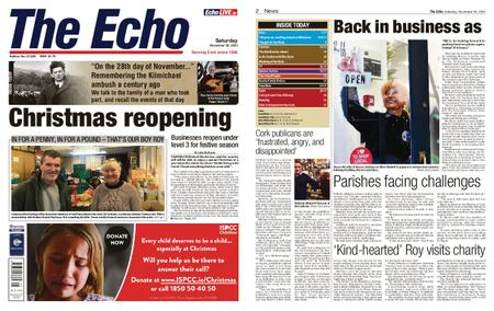 Evening Echo – November 28, 2020