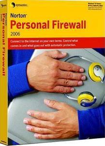 Norton Personal Firewall 2006 ver. 9.0.0.73