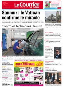 Le Courrier de l'Ouest Angers – 28 mai 2020