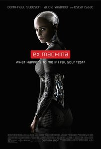 Ex Machina (Release April 10, 2015) Trailer #2