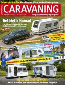 Caravaning - Oktober 2019