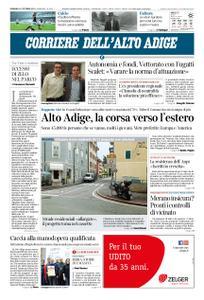 Corriere dell'Alto Adige – 27 ottobre 2019