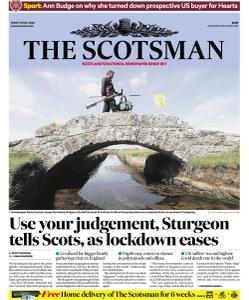 The Scotsman - 29 May 2020