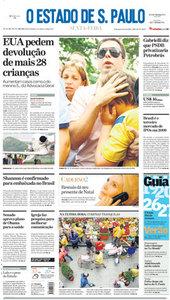Jornal O Estado de SP em PDF, Sexta, 25 de Dezembro de 2009
