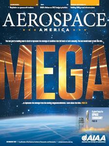 Aerospace America - July/August 2021