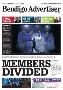 Bendigo Advertiser - June 15, 2018