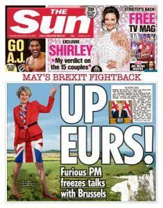 The Sun UK - 22 September 2018