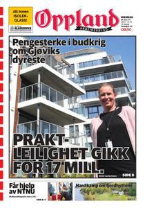 Oppland Arbeiderblad – 20. mai 2019