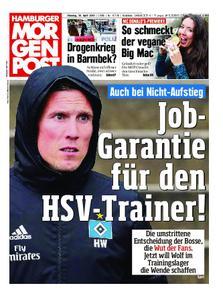 Hamburger Morgenpost – 30. April 2019