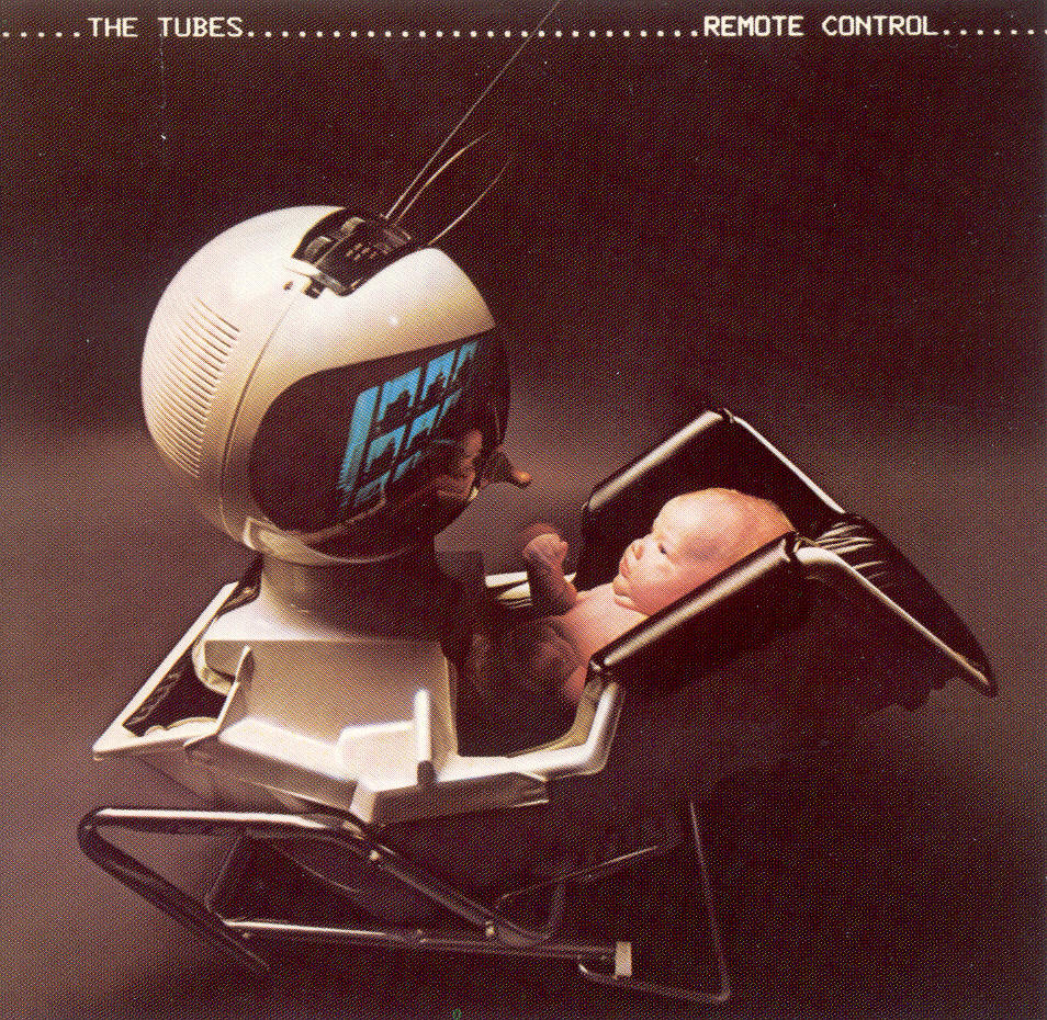 The Tubes - Remote Control (1979)