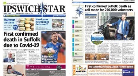 Ipswich Star – March 25, 2020