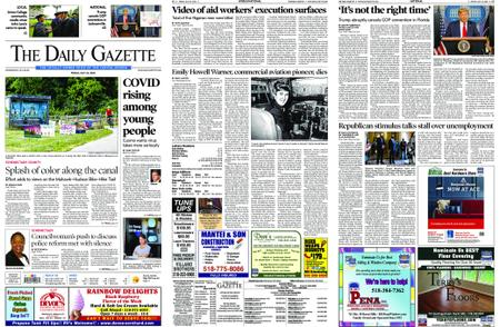 The Daily Gazette – July 24, 2020