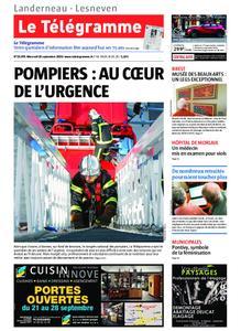 Le Télégramme Landerneau - Lesneven – 18 septembre 2019