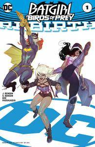 Batgirl and the Birds of Prey - Rebirth 01 (2016)