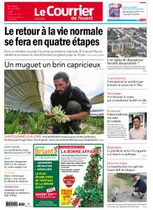Le Courrier de l'Ouest Angers – 30 avril 2021