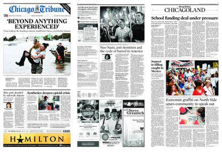 Chicago Tribune – August 28, 2017