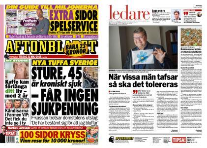 Aftonbladet – 21 maj 2019