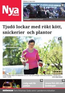 Nya Åland – 31 maj 2020