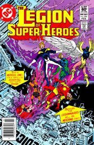 Legion of Super-Heroes 284 digital