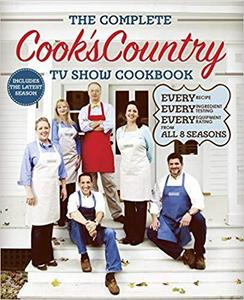 The Complete Cook's Country TV Show Cookbook Season 8
