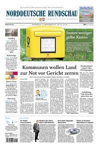 Norddeutsche Rundschau - 19. September 2019